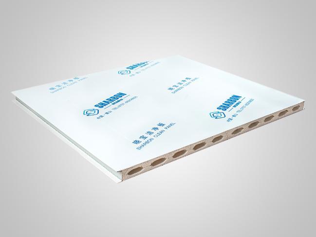 机制硫氧镁夹芯板